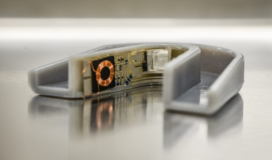 Printed and Hybrid Electronics For Flexible, Large Area